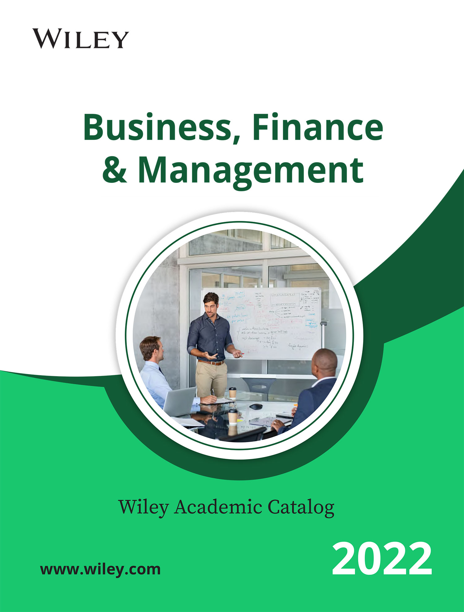 Wiley Business Finance & Management Catalog 2021