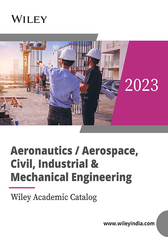 Wiley Civil Engineering Catalog 2021