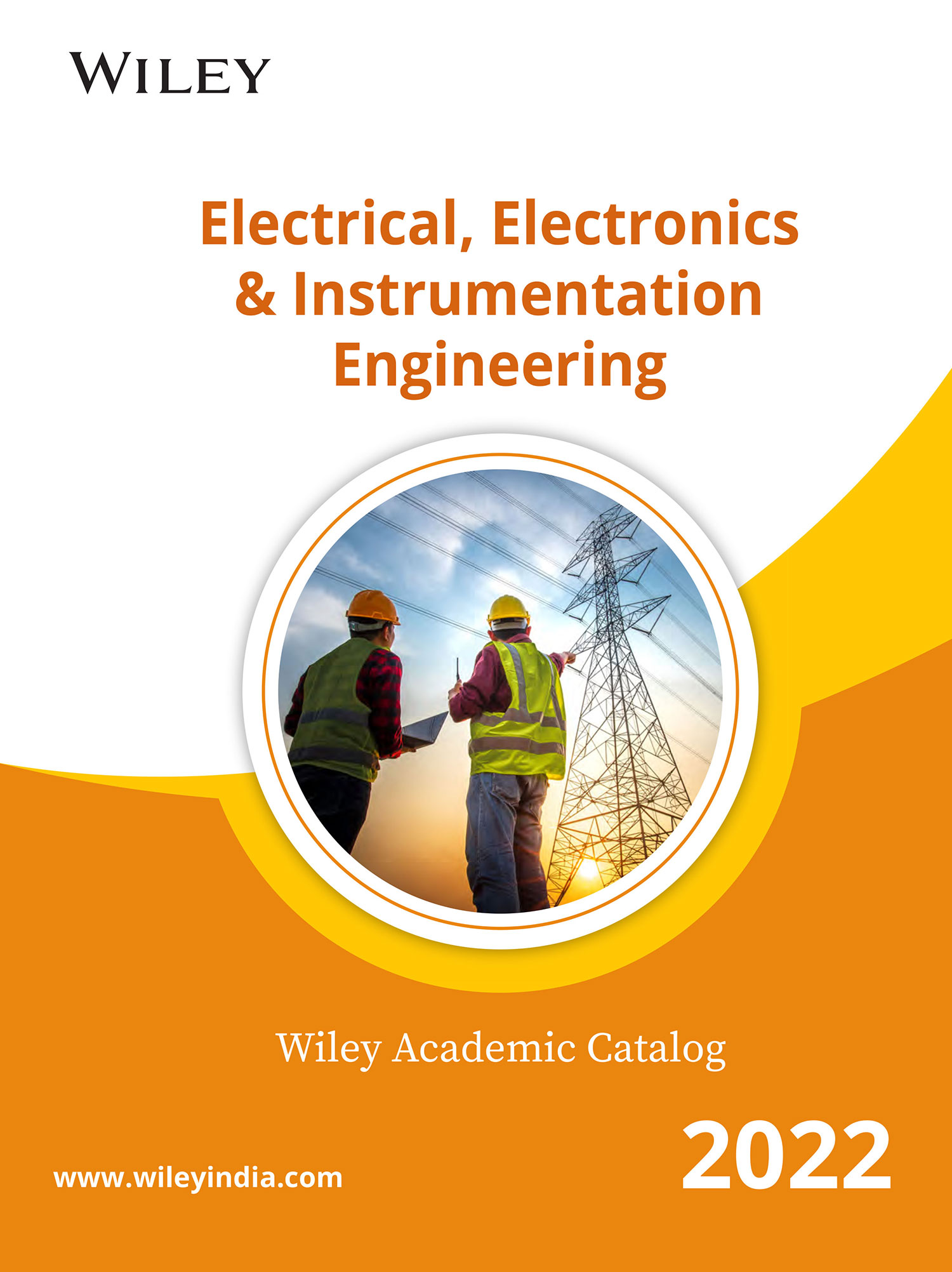 Wiley Electrical Electronics Catalog 2021