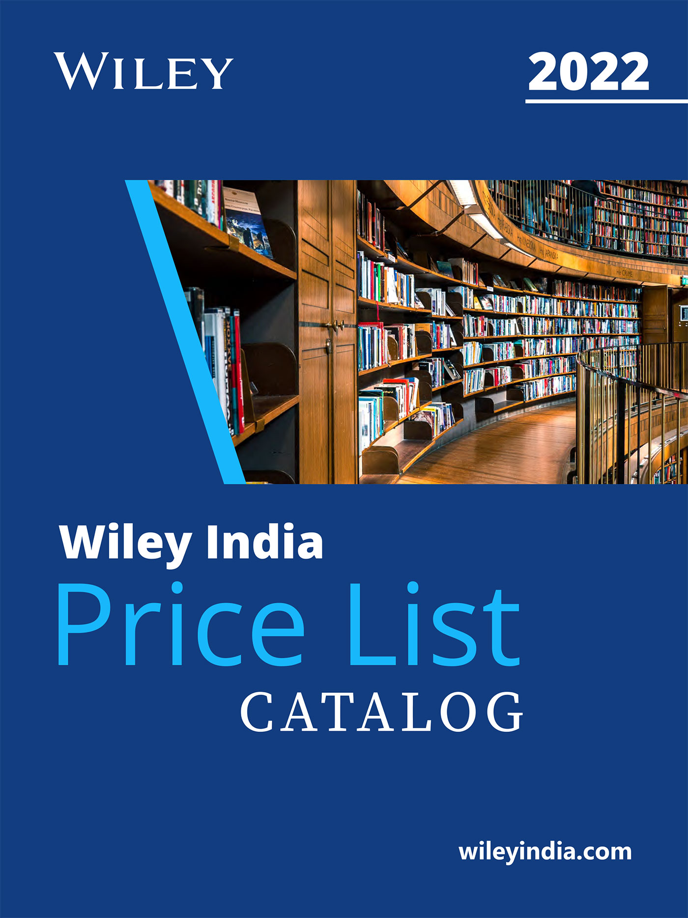Wiley Price List 2021