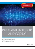 Information Theory and Coding, As per AICTE
