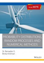 Probability Distributions, Random Process and Numerical Methods, As per AICTE