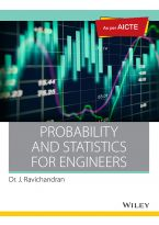 Probability and Statistics for Engineers, As per AICTE