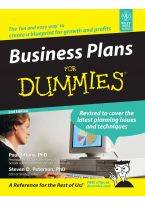 Business Plans for Dummies, 2ed