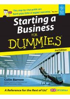 Starting A Business for Dummies, 2ed