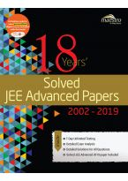 Wiley's 18 Years' Solved JEE Advanced Papers 2002-2019