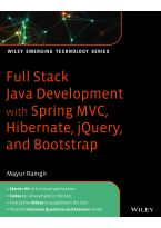 Full Stack Java Development with Spring MVC, Hibernate, jQuery, and Bootstrap