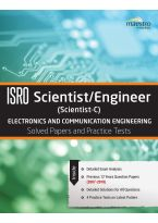 Wiley's ISRO Scientist/Engineer (Scientist-C) Electronics and Communication Engineering Solved Paper