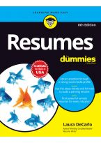Resumes For Dummies, 8ed