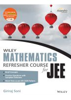 Wiley's Mathematics Refresher Course for JEE