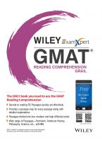 Wiley's ExamXpert GMAT Reading Comprehension Grail