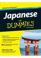 Japanese for Dummies, 2ed