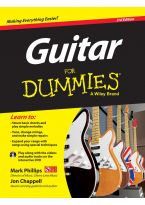 Guitar for Dummies, 3ed