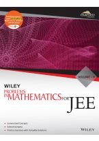 Wiley's Problems in Mathematics for JEE, Vol II
