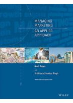 Managing Marketing: An Applied Approach