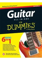 Guitar All-In-One for Dummies, 2ed