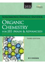 Wiley's Solomons, Fryhle & Snyder Organic Chemistry for JEE (Main & Advanced), 3ed, 2021