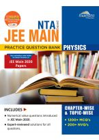 Wiley's NTA based JEE Main Practice Question Bank Chapter-wise & Topic-wise, Physics