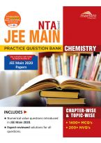Wiley's NTA based JEE Main Practice Question Bank Chapter-wise & Topic-wise, Chemistry