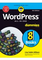 WordPress All-in-One For Dummies 4ed