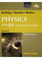 Wiley's Halliday  /  Resnick  /  Walker Physics for JEE (Main & Advanced), Vol II, 3ed, 2021