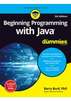 Beginning Programming with Java For Dummies, 5ed