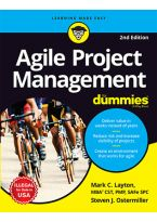 Agile Project Management For Dummies, 2ed