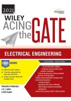 Wiley Acing the GATE: Electrical Engineering, 2ed, 2021