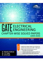 Wiley's GATE Electrical Engineering Chapter-Wise Solved Papers (2000 - 2020)