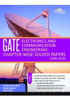 Wiley's GATE Electronics and Communication Engineering Chapter - wise Solved Papers (2000 - 2020)