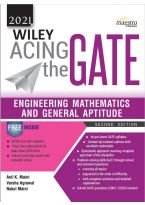 Wiley Acing the GATE: Engineering Mathematics and General Aptitude, 2ed, 2021