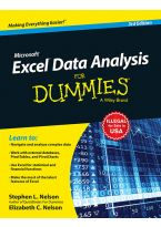 Microsoft Excel Data Analysis For Dummies, 3ed