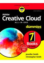Adobe Creative Cloud All-in-One For Dummies, 2ed