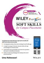 Wiley's ExamXpert Soft Skills for Campus Placements