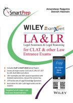 Wiley's ExamXpert Legal Awareness & Legal Reasoning (LA & LR) for CLAT & other Law Entrance Exams