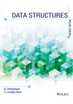 Data Structures, 2ed
