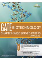Wiley's GATE Biotechnology Chapter - Wise Solved Papers (2000 - 2020)