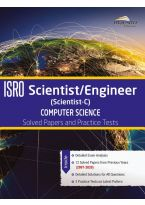 Wiley's ISRO Scientist / Engineer (Scientist - C) Computer Science Solved Papers and Practice Tests