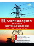 Wiley's ISRO Scientist / Engineer (Scientist - C) Electrical Engineering Solved Papers and Practice Test