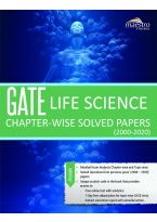 Wiley's GATE Life Science Chapter - Wise Solved Papers (2000 - 2020)