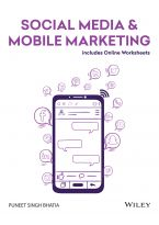 Social Media & Mobile Marketing: Includes Online Worksheets