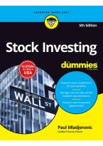Stock Investing For Dummies, 5ed