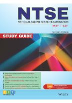 NTSE (National Talent Search Examination) Study Guide, 2ed