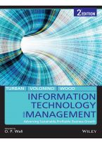 Information Technology for Management, 2ed: Advancing Sustainable, Profitable Business Growth