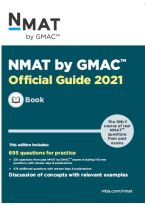 NMAT by GMAC Official Guide 2021