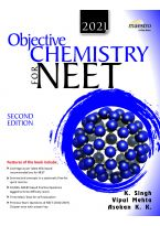 Wiley's Objective Chemistry for NEET, 2ed, 2021