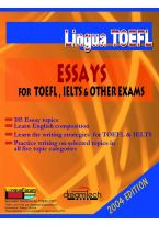 Lingua Essays for TOEFL / IELTS