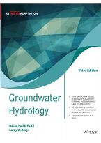 Groundwater Hydrology, 3ed  (An Indian Adaptation)
