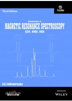 Introduction to Magnetic Resonance Spectroscopy ESR, NMR, NQR, 3ed