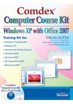 Comdex Computer Course Kit: Windows XP with Office 2007
